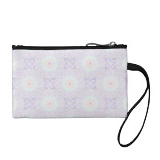 Soft Love Pastel Mandala Coin Purse