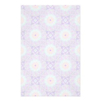 Soft Love Pastel Mandala Stationery