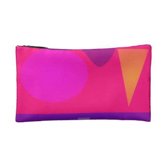 Soft Minimalism Makeup Bag