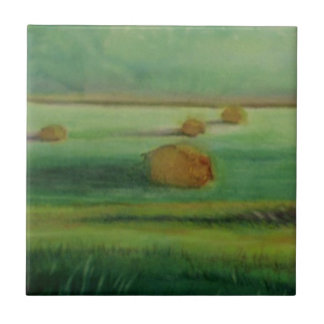 Soft Morning Light 1 Ceramic Tile