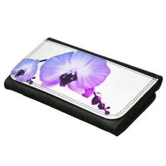 Soft Orchids Wallet For Women