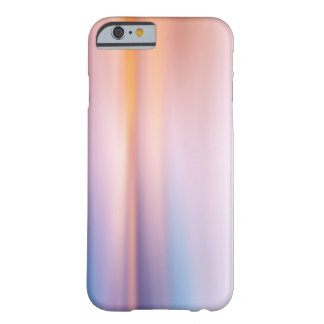 soft pastel colors barely there iPhone 6 case