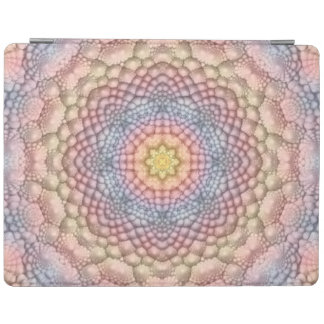 Soft Pastels Kaleidoscope iPad Smart Covers iPad Cover