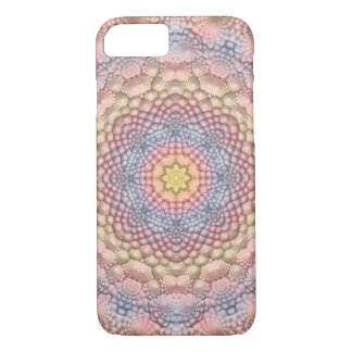 Soft Pastels Kaleidoscope  iPhone Cases