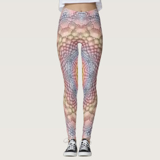 Soft Pastels Leggings