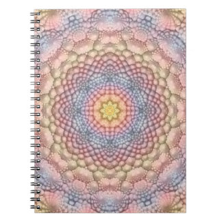 Soft Pastels Notebook