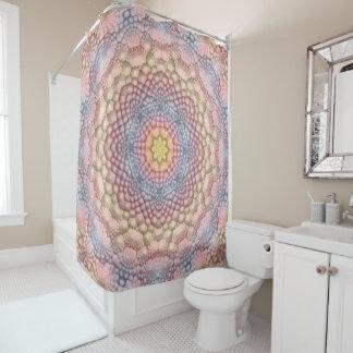 Soft Pastels  Shower Curtain