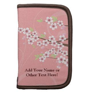 Soft Pink Cherry Blossom Planner