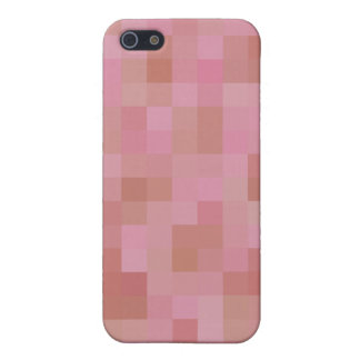 Soft Pink iPhone 5 Cover