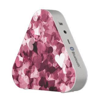Soft Pink Kawaii Hearts Background