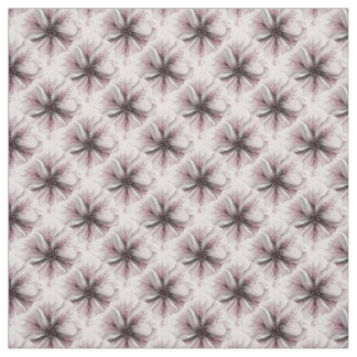 Soft Pink Petals Small Tile Fabric