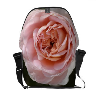 Soft Pink Rose Bag Courier Bags