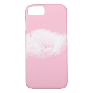 Soft Pink White Peony - Floral iPhone 7 Case