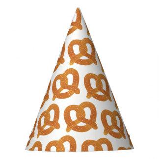 Soft Pretzel Party Hat