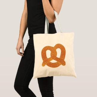 Soft Pretzel Tote Bag