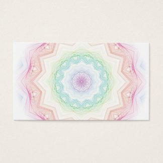 Soft Rainbow Spirograph