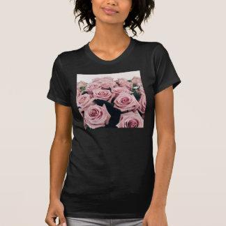 Soft rose tee