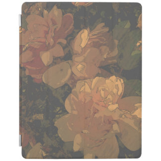 Soft Roses iPad Cover
