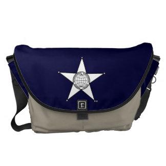 Soft Side Overnighter Large Size Messenger Bags
