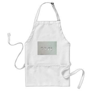 soft snow standard apron