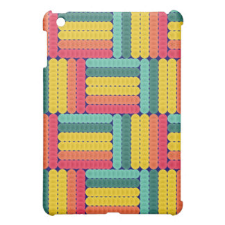 Soft spheres pattern iPad mini cases