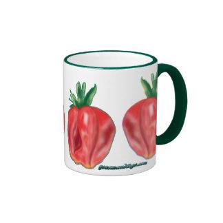 Soft Strawberries Mug
