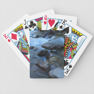 Soft Stream Bicycle Playing Cards