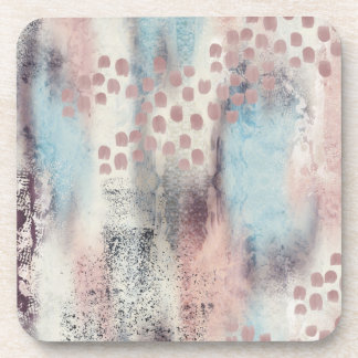 Soft Touch Painterly Coasters