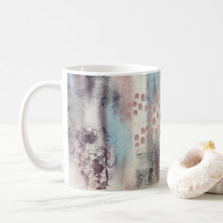 Soft Touch Painterly Mug