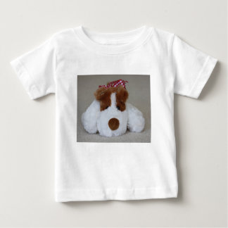 Soft Toy Puppy Baby T-Shirt