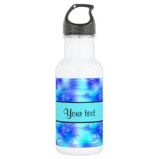 Soft Tropical Swirls 532 Ml Water Bottle