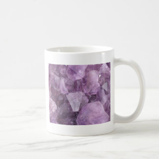 Soft Violet Amethyst Coffee Mug
