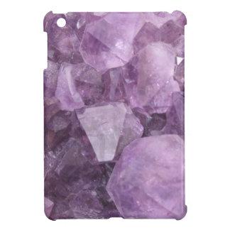 Soft Violet Amethyst iPad Mini Case