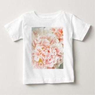 Soft wild duck Fluffy flower Baby T-Shirt