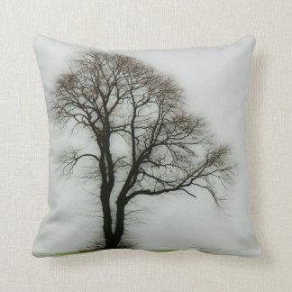 Soft winter tree cushion
