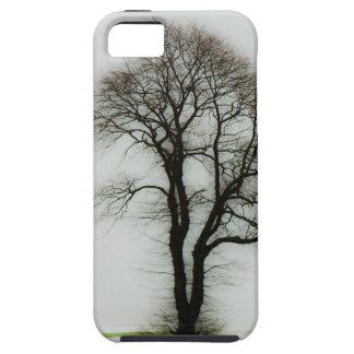 Soft winter tree tough iPhone 5 case