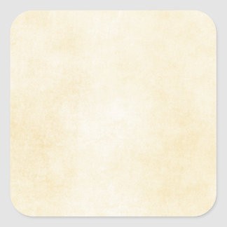 Soft Yellow Background Stickers