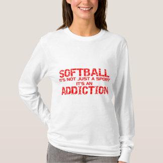 Softball Addiction T-Shirt