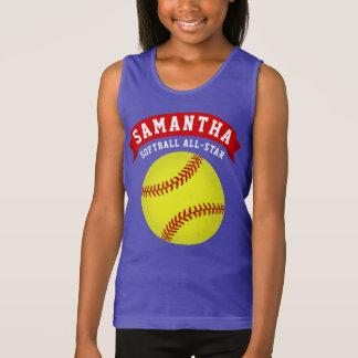 Softball All-Star Singlet