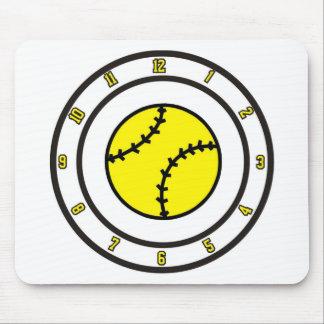 softball All Time Mouse Pad