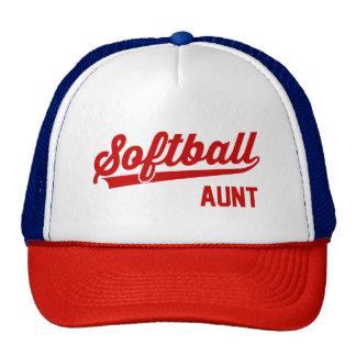 Softball Aunt Cap