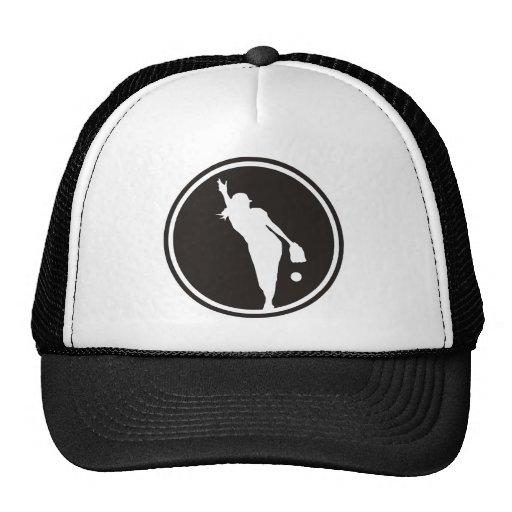 softball Circle Pitcher Hat