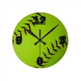 Softball Clock