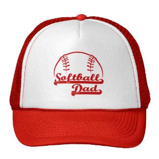 SOFTBALL DAD CAP