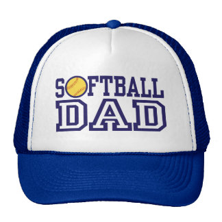 Softball Dad Cap