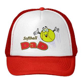 Softball Dad Mesh Hat