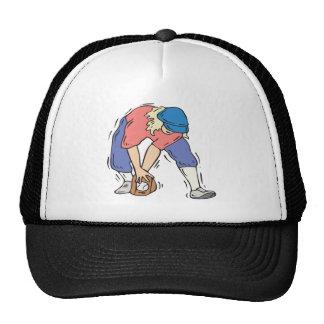 Softball Fielder Cap