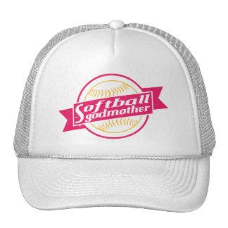 Softball Godmother Mesh Hats