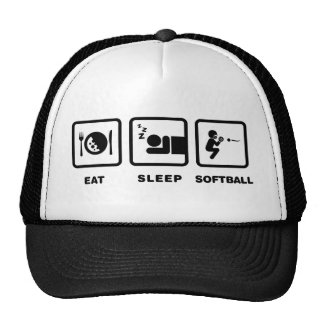 Softball Mesh Hats