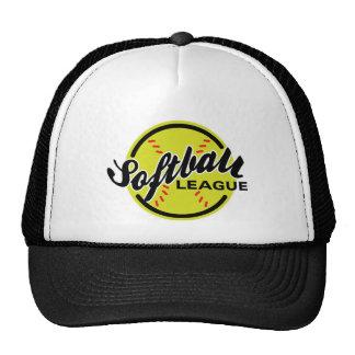 Softball League Hat